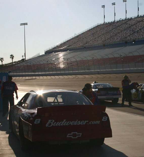 Richard Petty Driving Experience VI