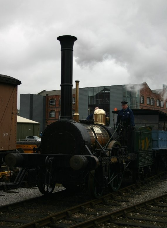 Manchester - Museum of Science & Industry I