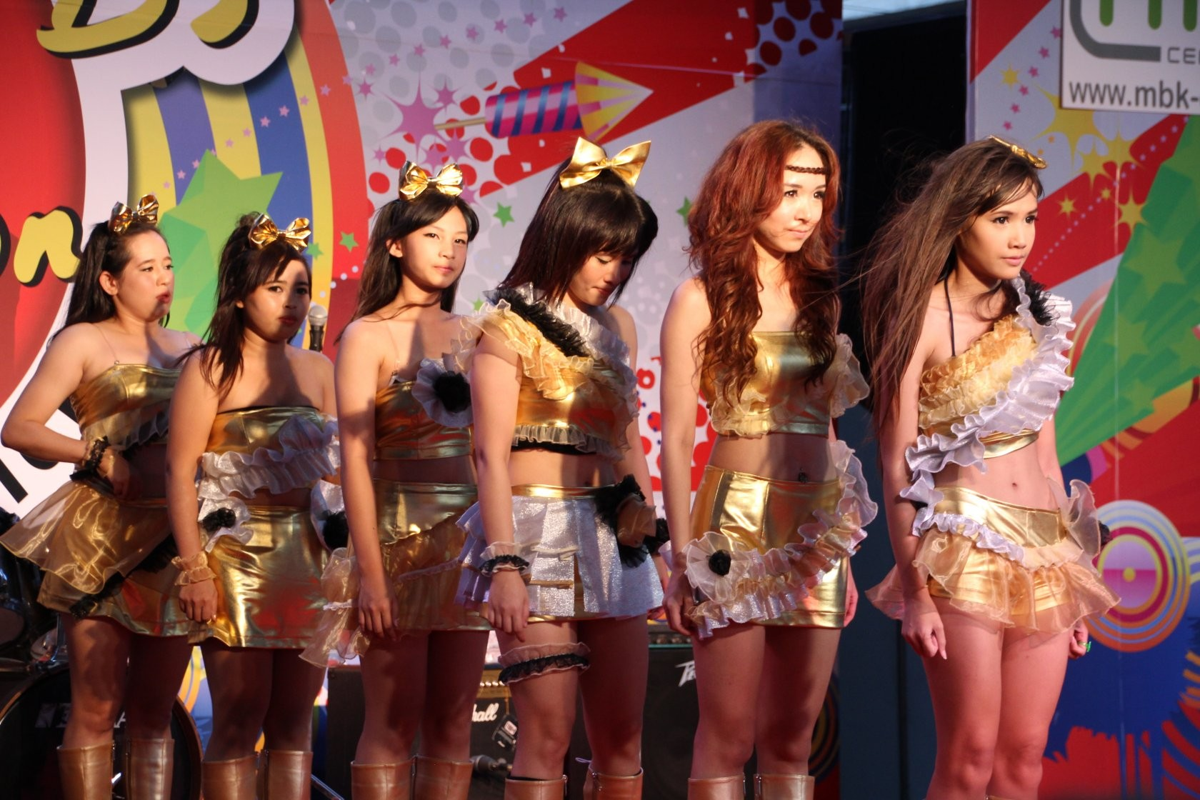 Bangkok - Cosplay / Festival J-Trends in Town am MBK XV