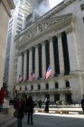 N.Y. Stock Exchange / Wall Street I
