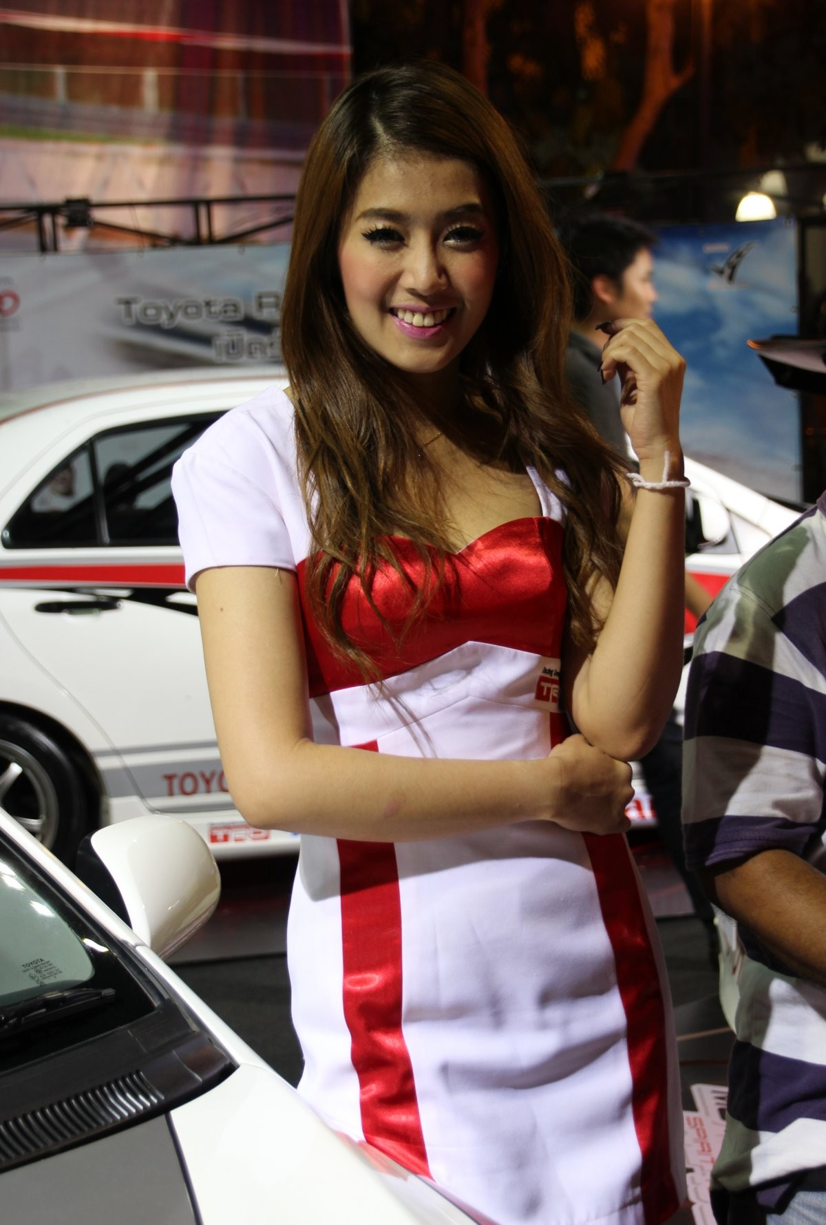 Bangkok - Race of Champions im Rajamangala-Stadion (ROC Nations Cup) XI