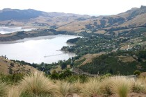Christchurch - Aussicht von der Summit Road II