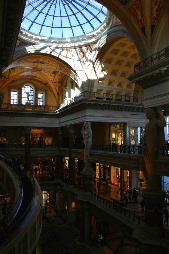 Ceasars Palace Forum Shops