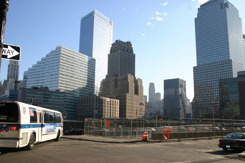 Ground Zero / World Trade Center V