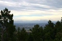 Christchurch - Aussicht von der Summit Road I
