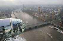 London Eye Riesenrad VIII