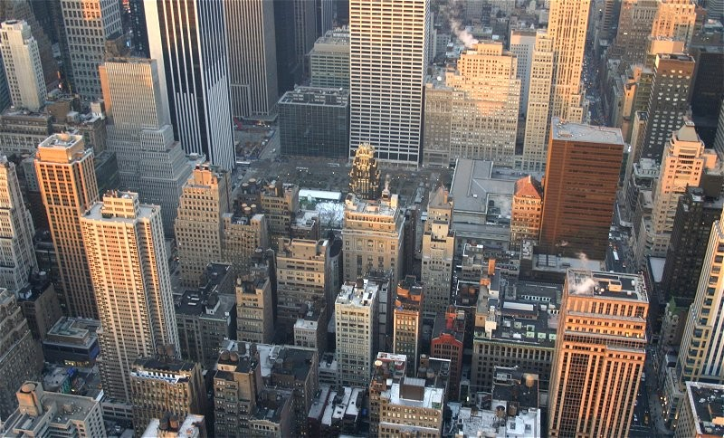 Blick vom Empire State Building VIII