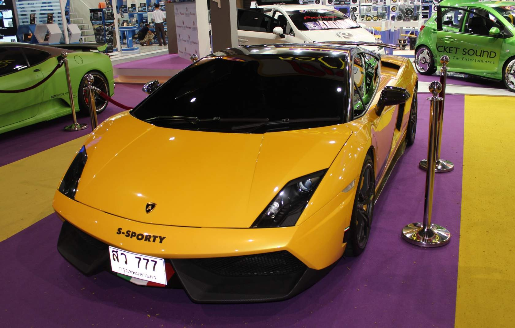 Bangkok - Thailand International Motor Expo 2011 XX