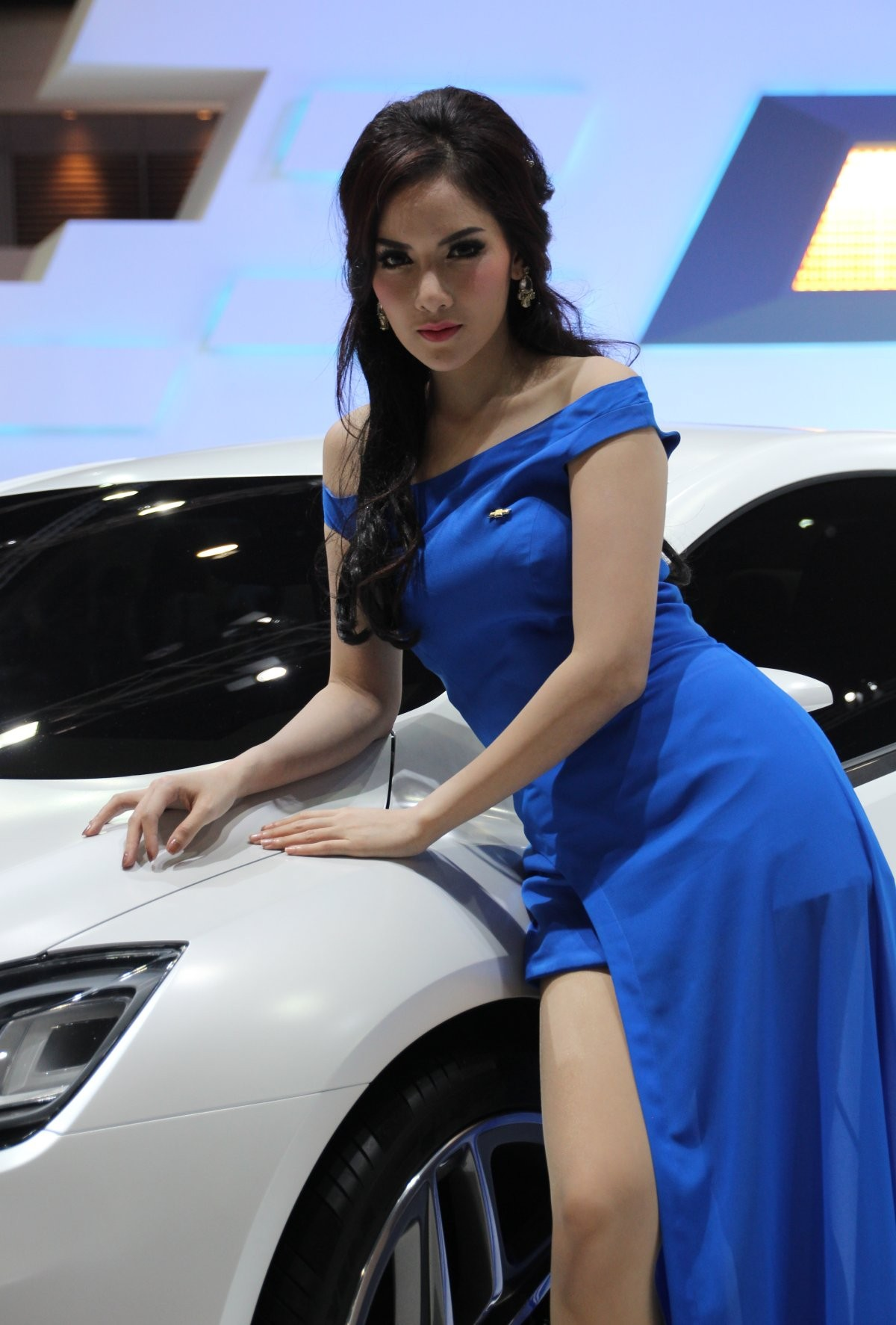 Bangkok - 34th Bangkok International Motor Show CXXXVIII
