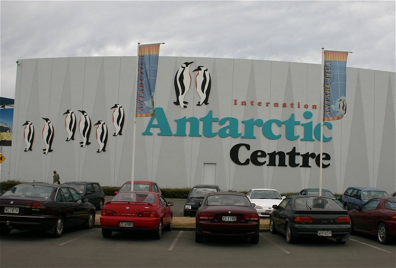 Christchurch - International Antarctic Centre I