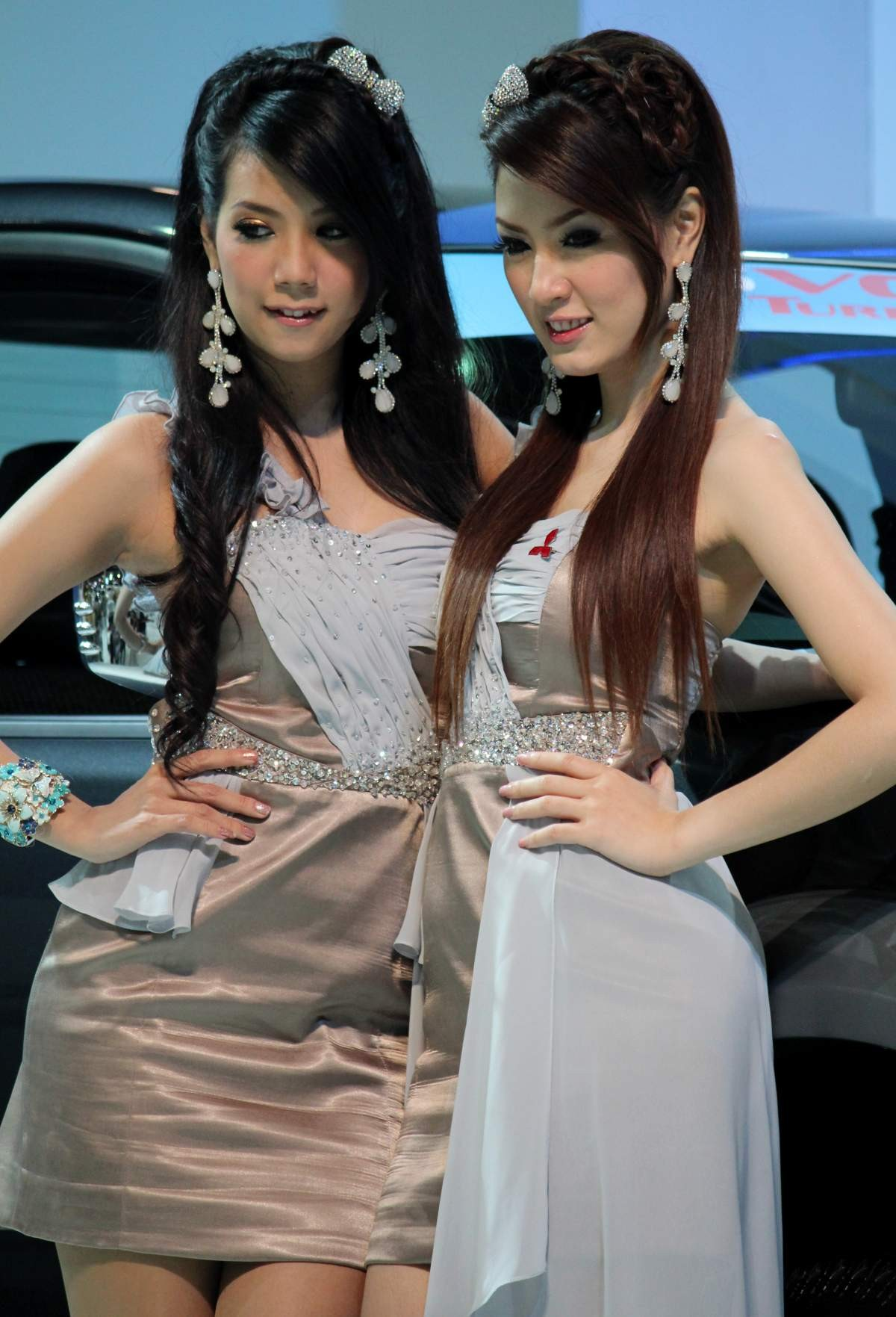 Bangkok - Thailand International Motor Expo 2011 LXXII