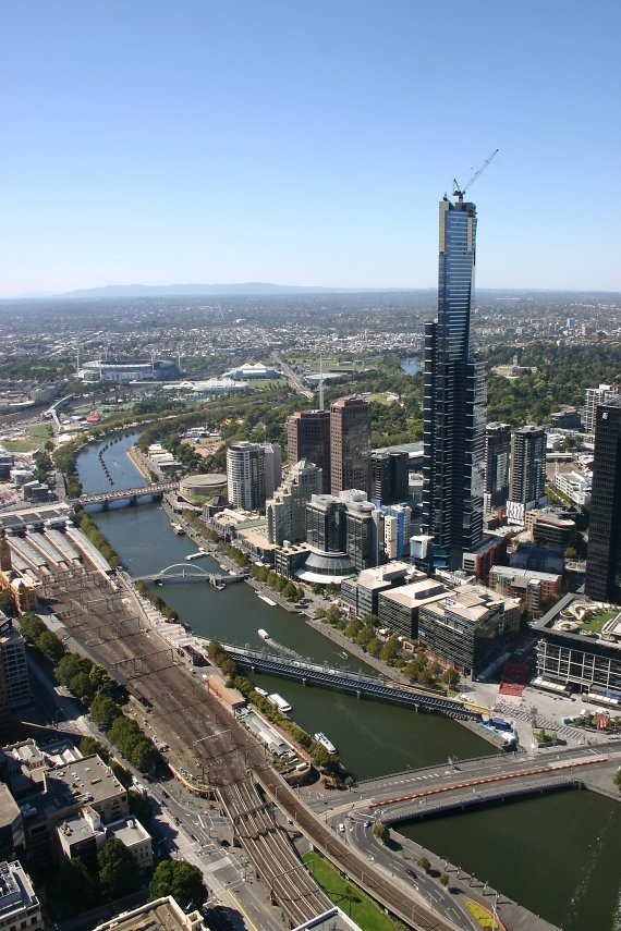 Melbourne: Observation Deck I