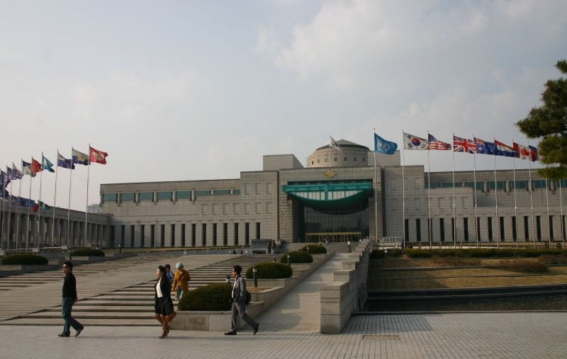 Seoul - War Memorial of Korea X