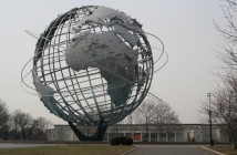 Queens: Flushing Meadows Corona Park IV (Unisphere)