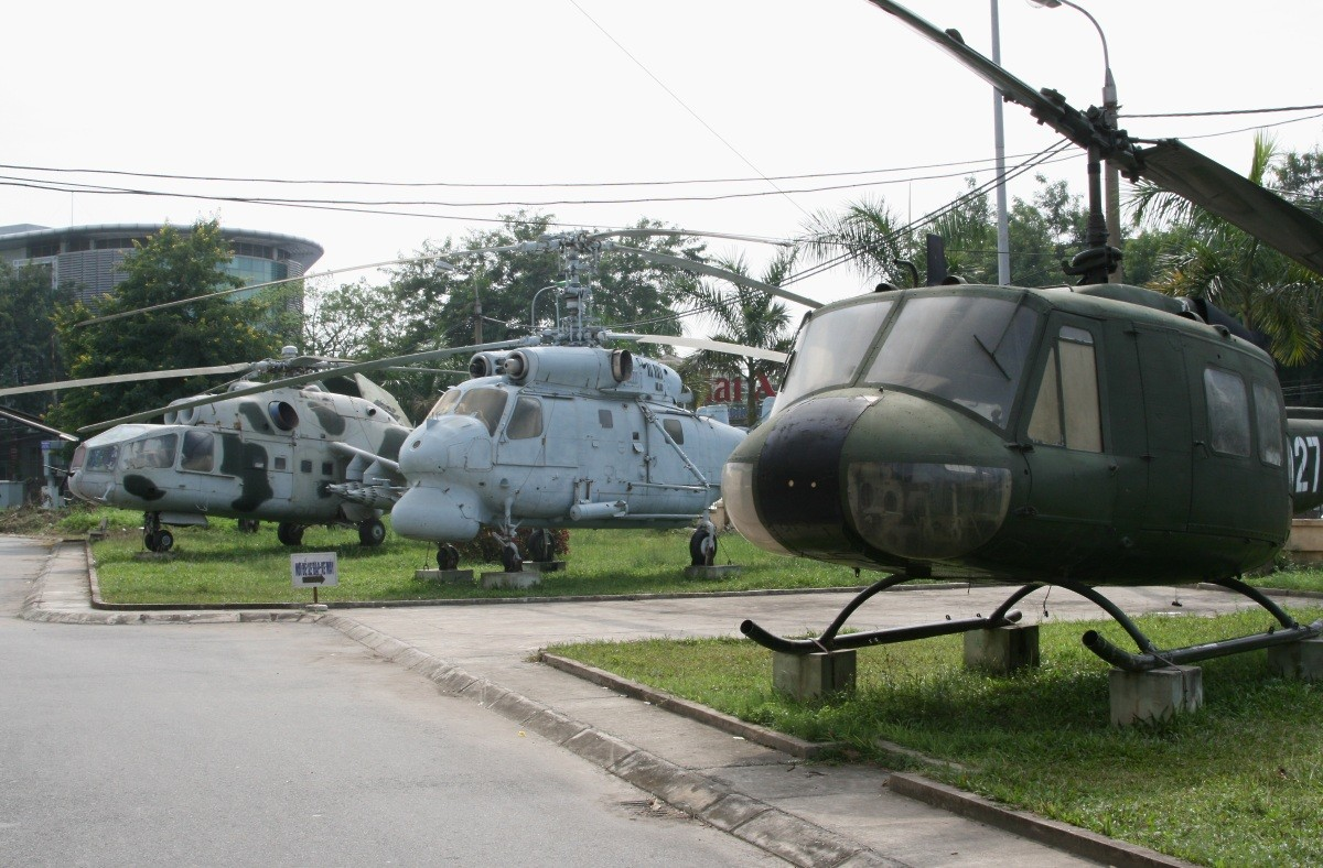 Hanoi - Air Force Museum IV