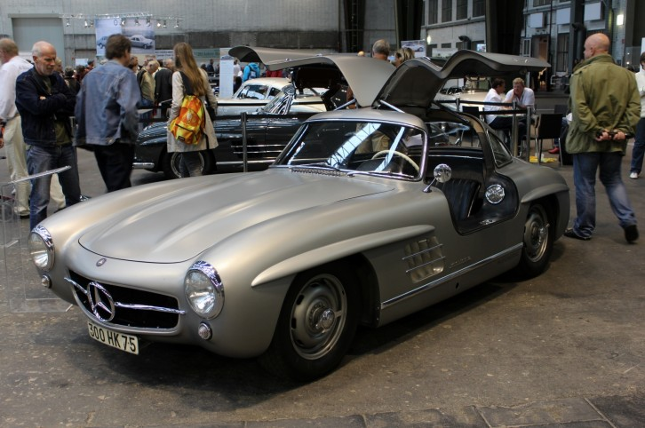 Mercedes-Benz & Friends - 125 Jahre Automobil in Tempelhof XXXII