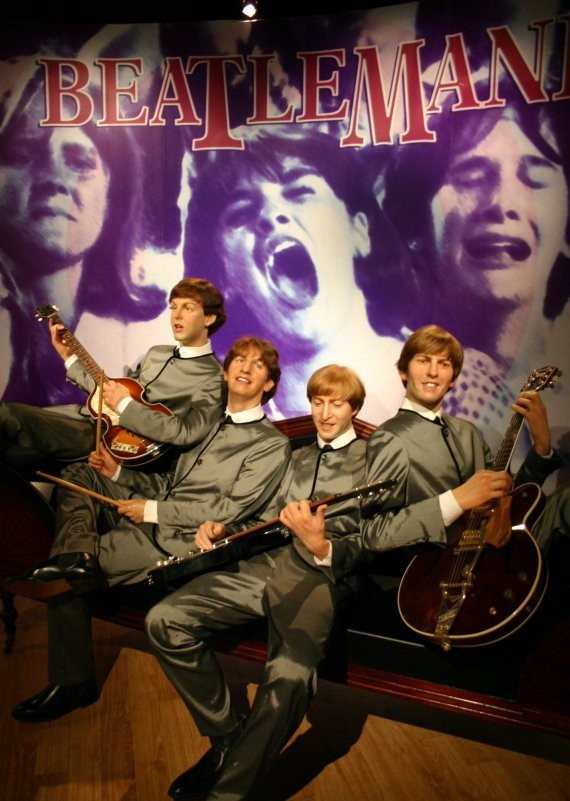 Madame Tussauds HK VIII (Beatles)