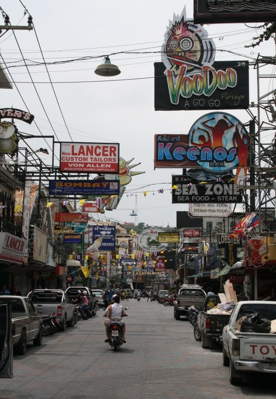 Pattaya - Walking Street I