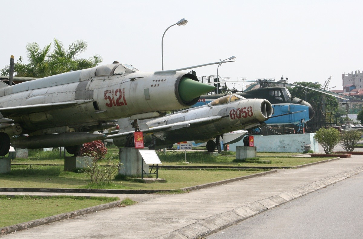Hanoi - Air Force Museum II