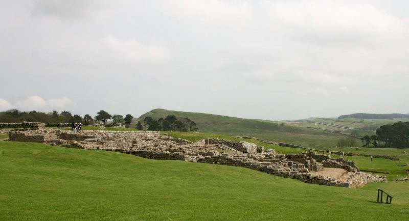 Hadrians Wall - Housesteads VI