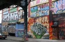 Queens: Graffiti an den 5 Pointz X