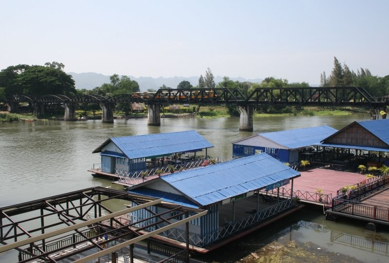 Kanchanaburi - Death Railway Bridge I