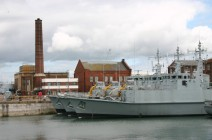 Portsmouth - Im Historic Dockyard VI