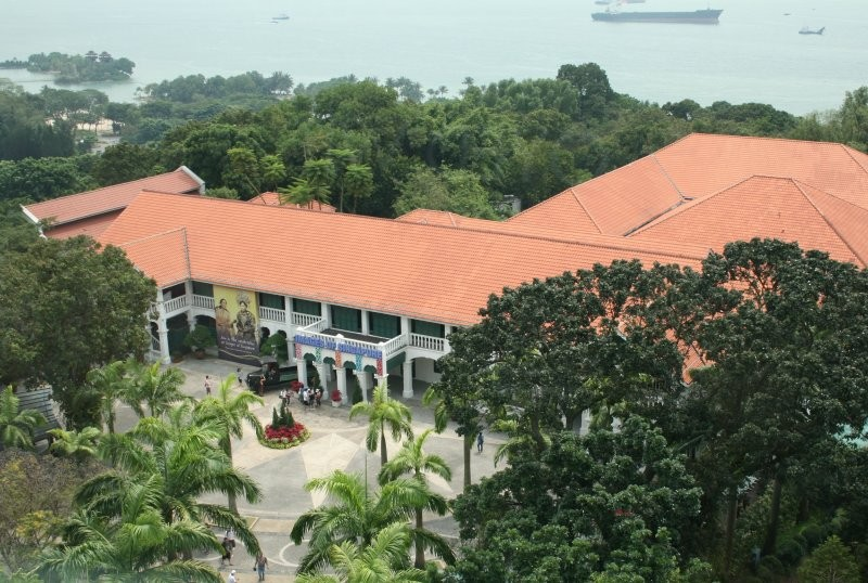 Sentosa Island - Images of Singapore I
