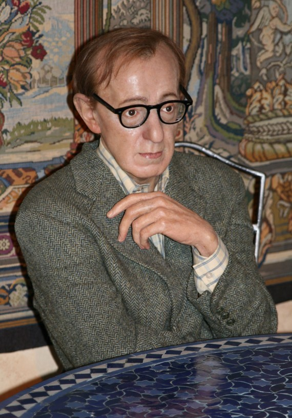 Madame Tussauds in New York V: Woody Allen