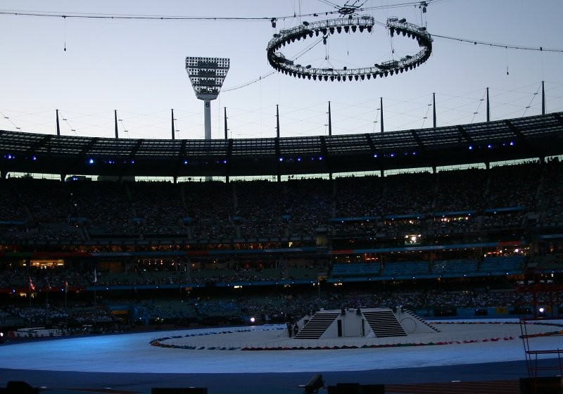 Melbourne: Commonwealth Games Closing Ceremony II