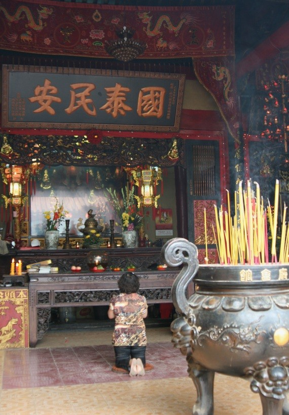 Ho Chi Minh City / Saigon: Tempel-/Pagoden-Tour in Cholon XIX