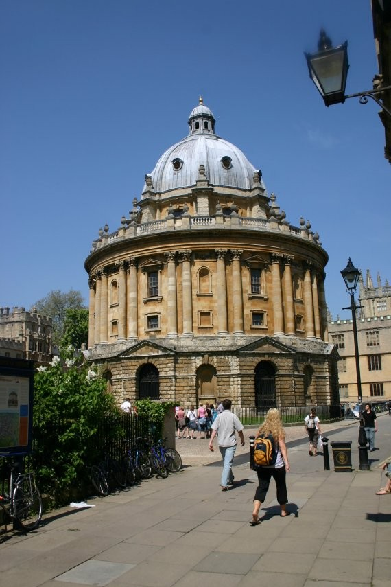 Oxford - Radcliffe Camera I