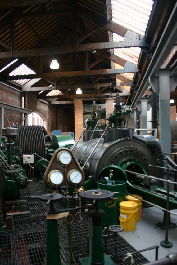 Manchester - Museum of Science & Industry II