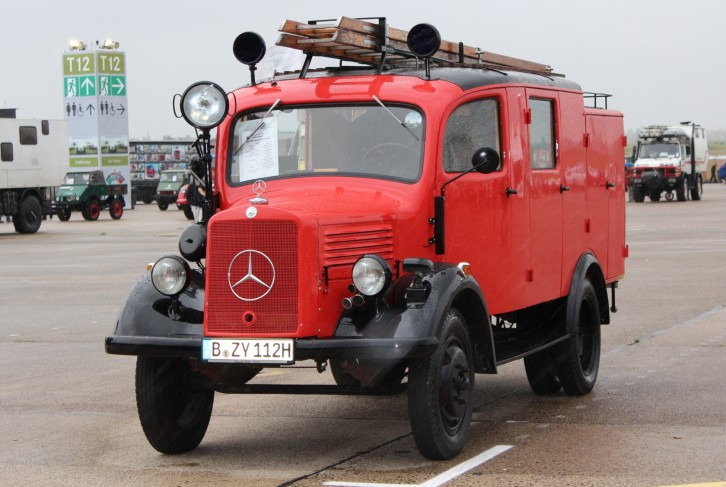 Mercedes-Benz & Friends - 125 Jahre Automobil in Tempelhof XLV