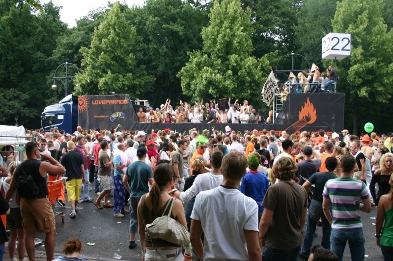 Loveparade 2006 - The Love is Back IX