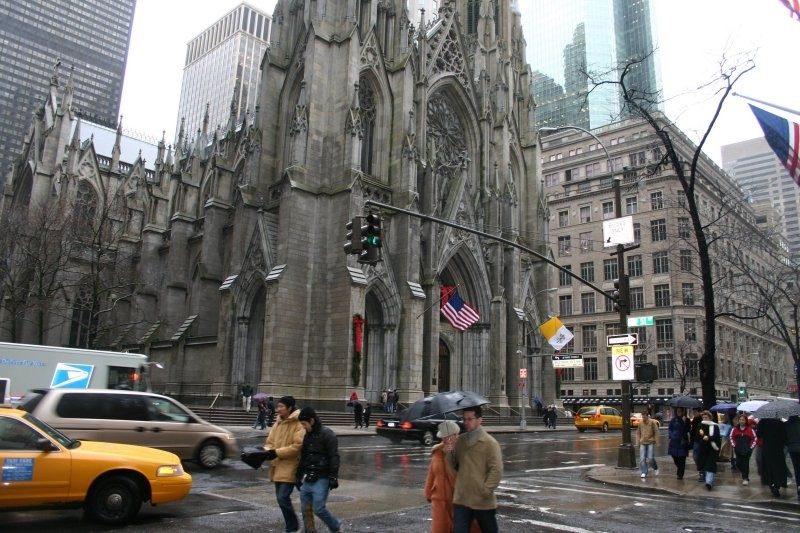 St. Patricks Cathedral VI