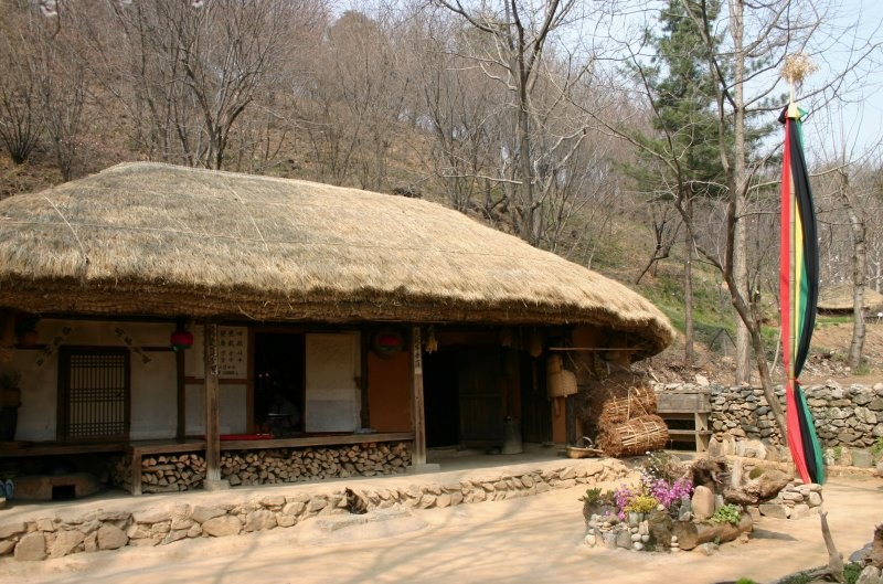 Suwon - Korean Folk Village XV