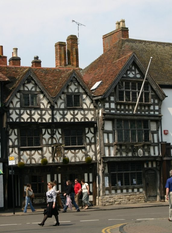 Stratford-upon-Avon - Shakespeare-Town I