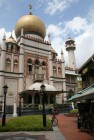 Kampong Glam - Sultan Mosque (Masjid Sultan)
