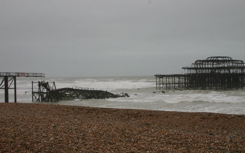 Brighton - Alter West Pier I