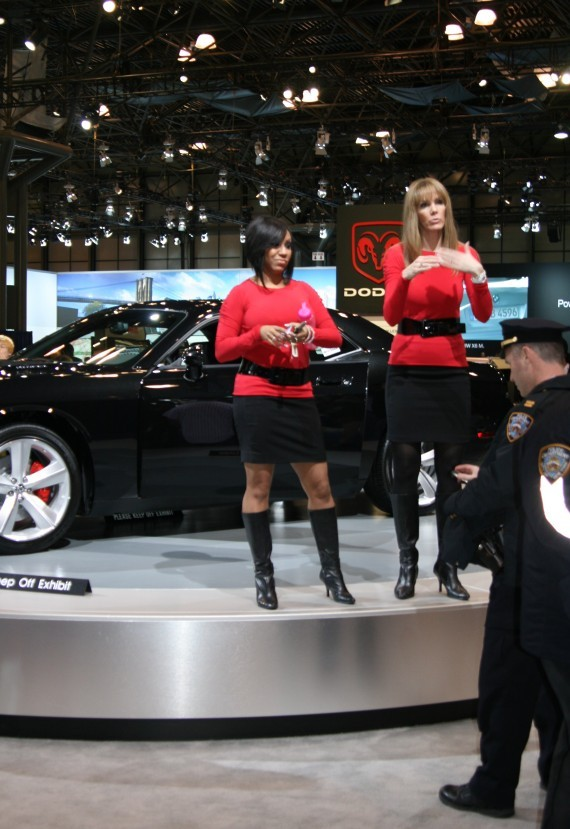 New York International Auto Show IX