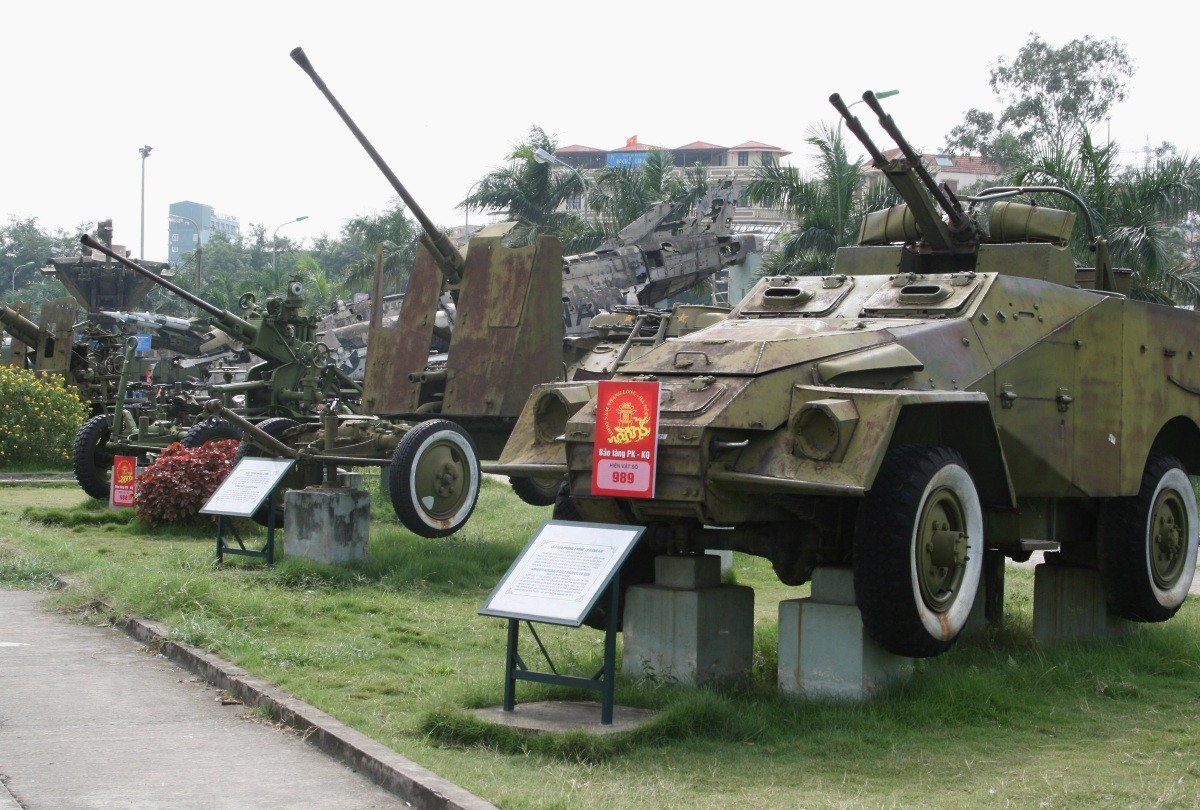 Hanoi - Air Force Museum I