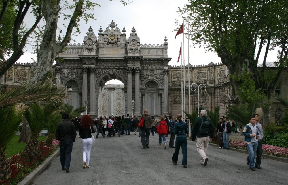 Dolmabahce-Palast I