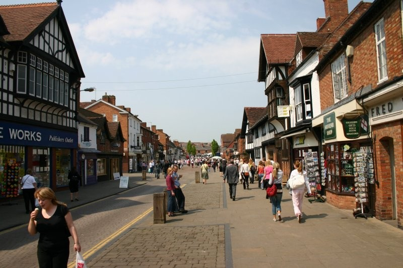 Stratford-upon-Avon - Shakespeare-Town II