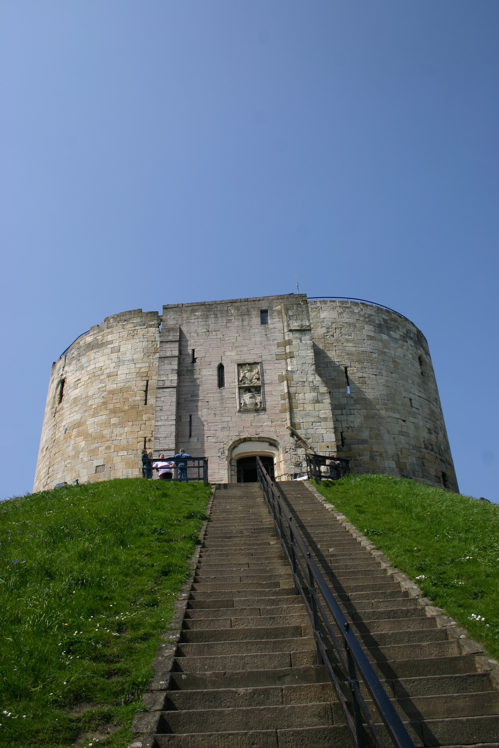 York - Cliffords Tower I