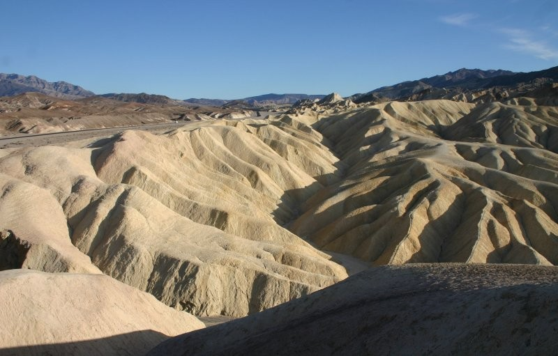 Death Valley - Zabriskie Point II
