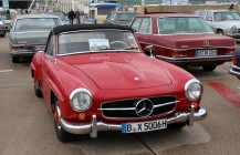 Mercedes-Benz & Friends - 125 Jahre Automobil in Tempelhof XI