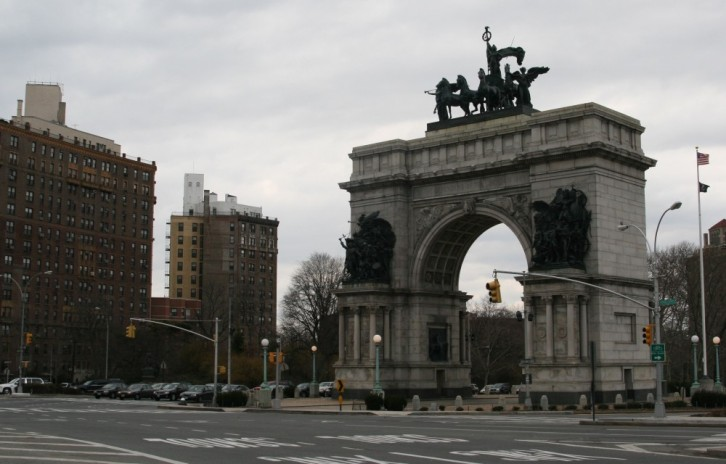 Brooklyn - Soldiers and Sailors Monument