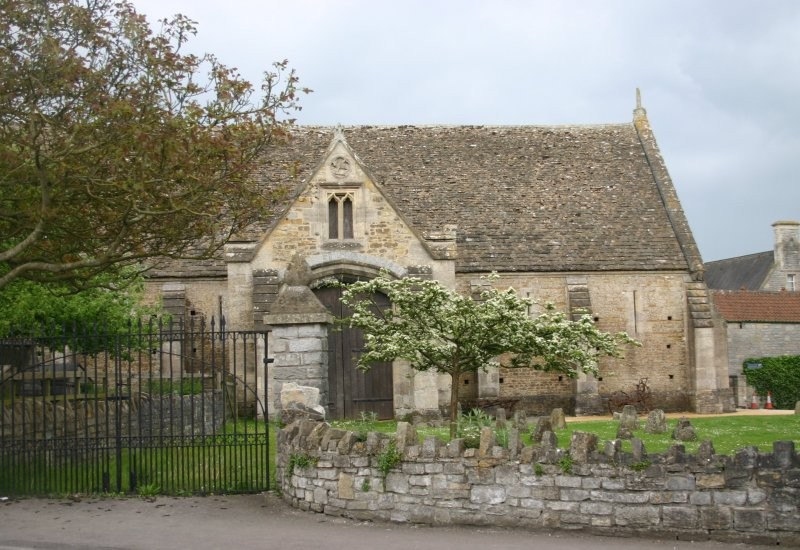 Glastonbury - Abbey Barn