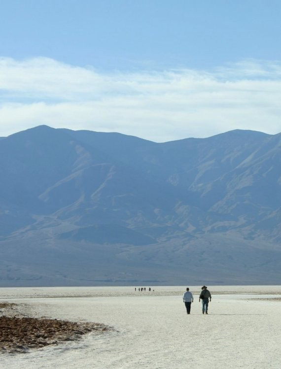 Death Valley - Badwater Basin III